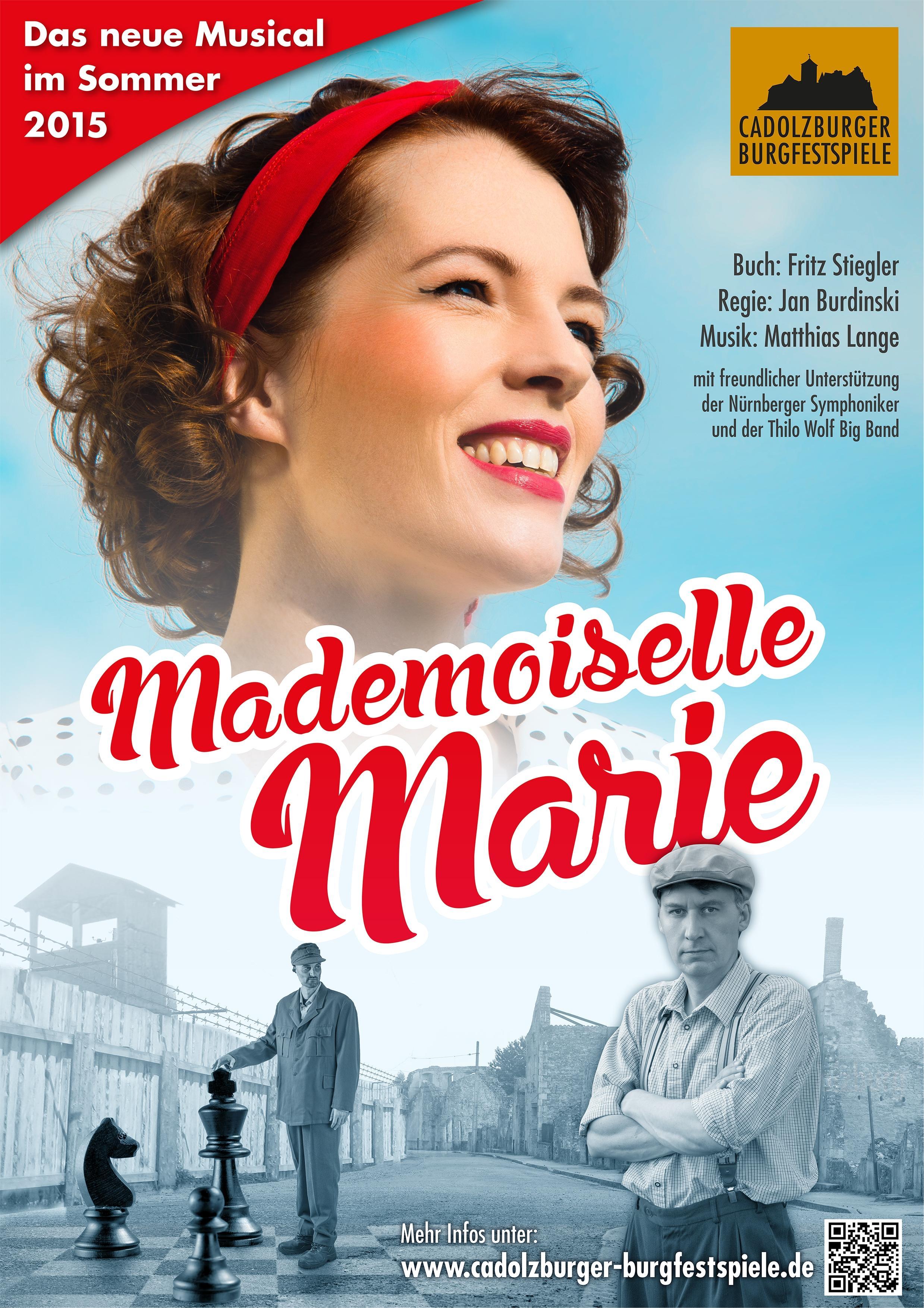 mademoiselle Plakat allgemein Sommer 2015 - Web